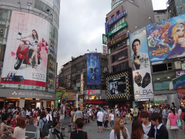 Ximending Street