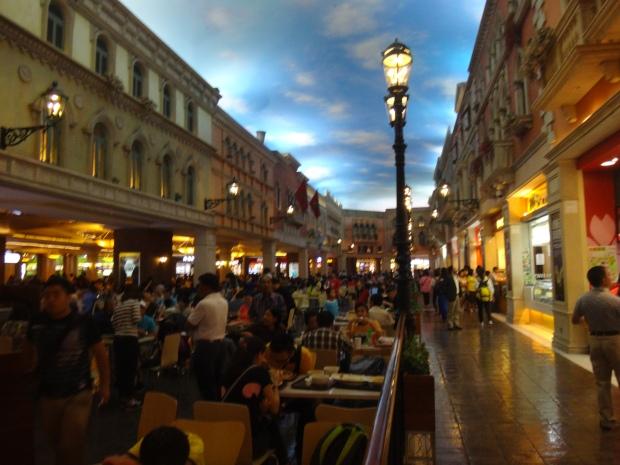 Venetian Park Square