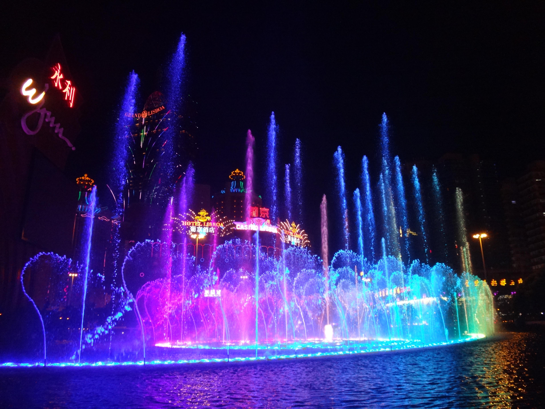 MACAU: Asia's Las Vegas – Inspiring Grateful Travels