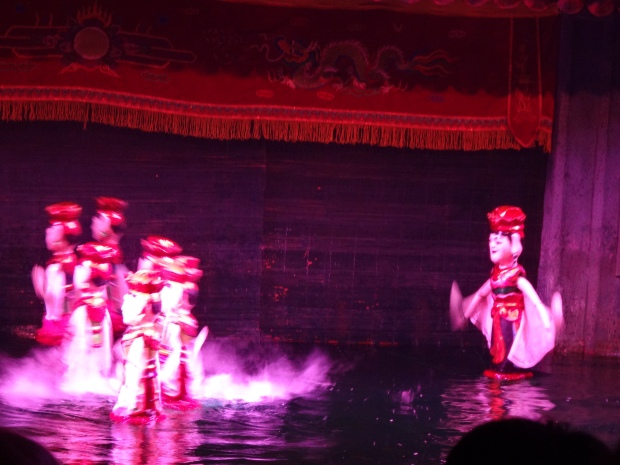 Thang Long Theatre Puppet Show