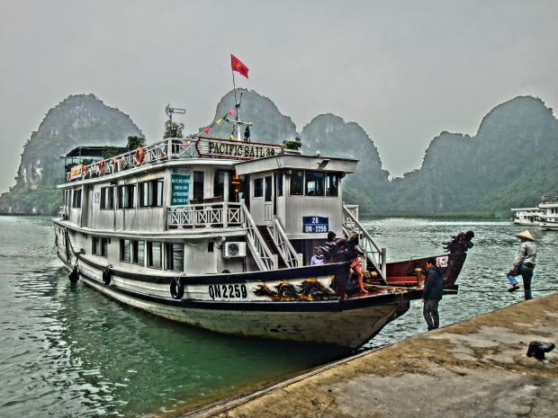 Halong Party Cruise Boat
