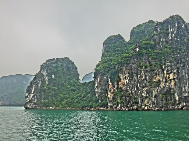 Halong Bay! A true wonder :)