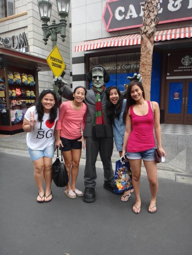 With Frankenstein