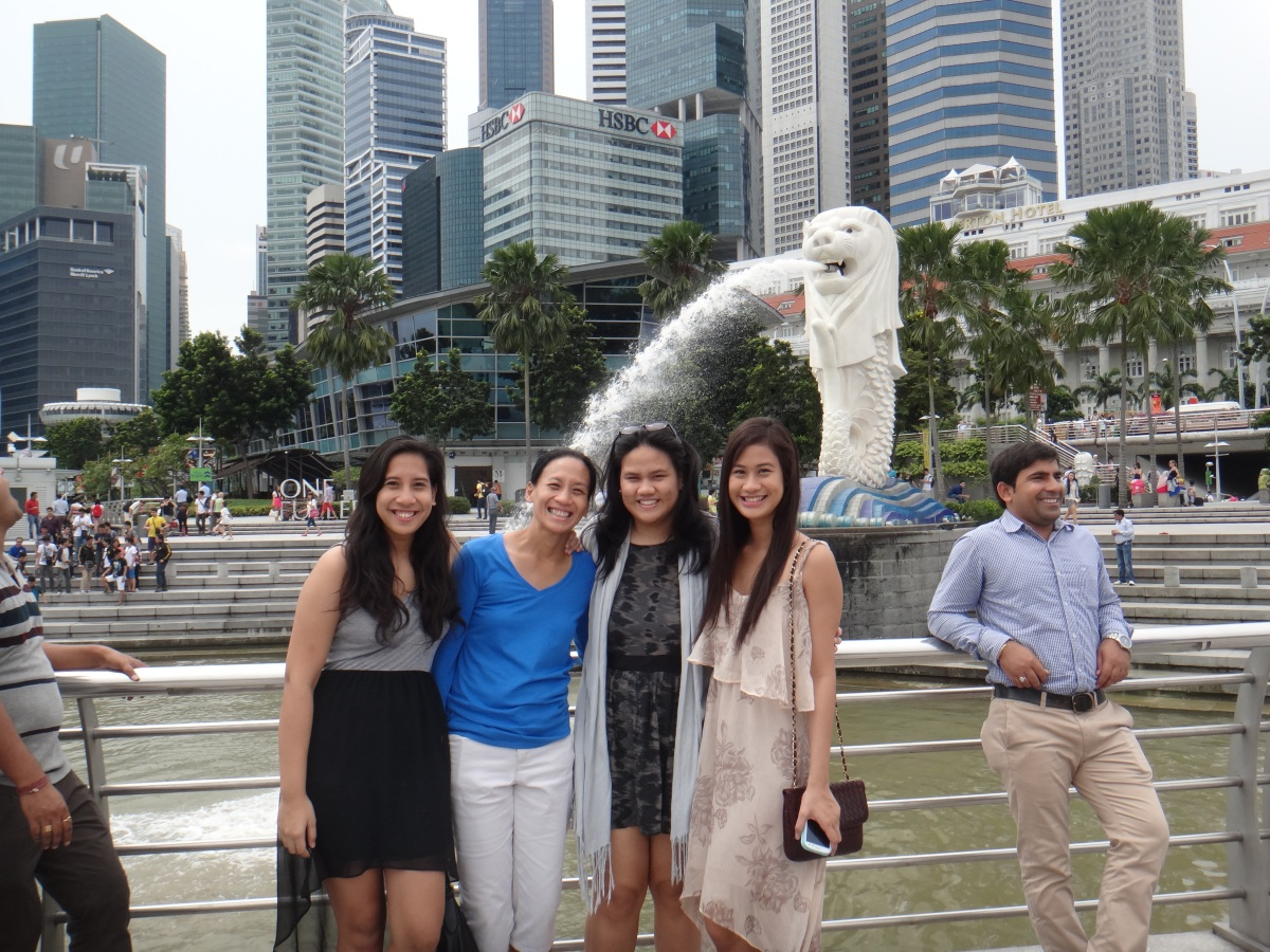 SINGAPORE: The Merlion City