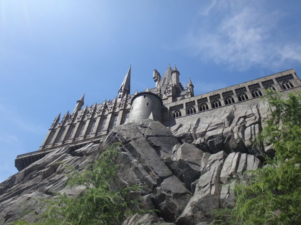 Hogwarts Castle at USJ Harry Potter World
