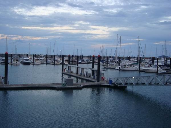 Marina Harbour