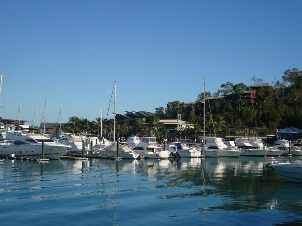 Yacht Bay at Hamilton Island