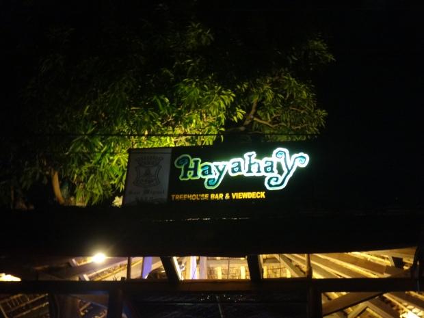 Hayahay Tree House