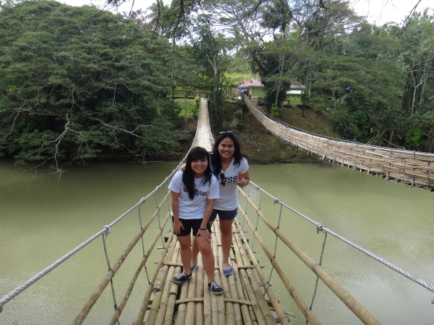 On the Hanging Bridge