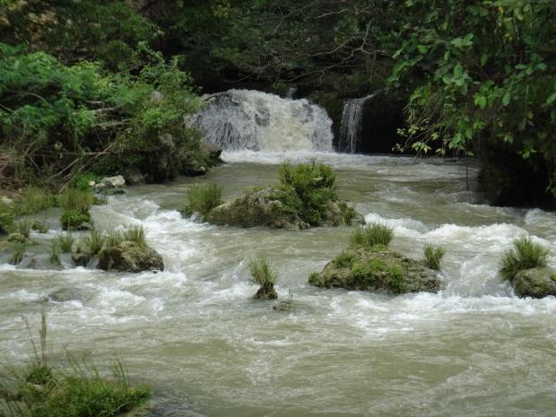 Loboc River Falls