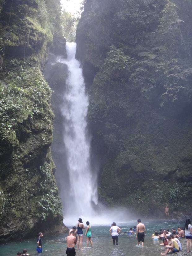 Mother Falls, Baler
