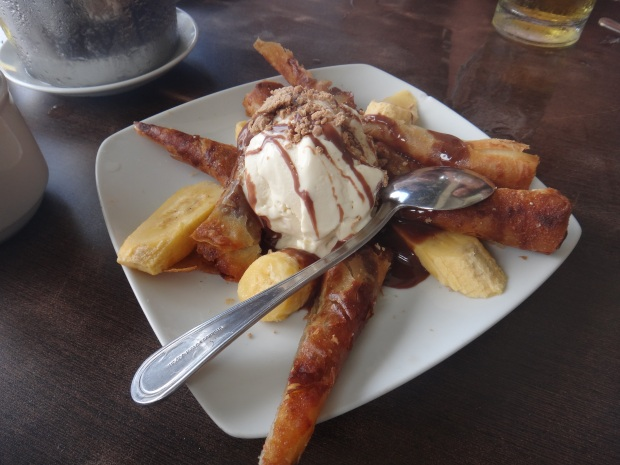 Chocnut Turon at Bayler View Inn