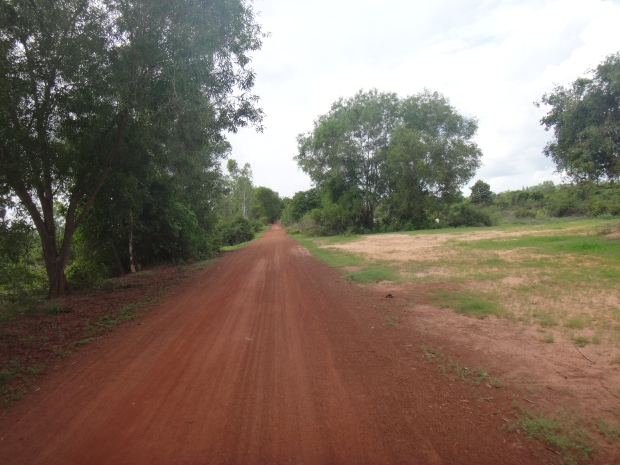 Countryside Red Roads