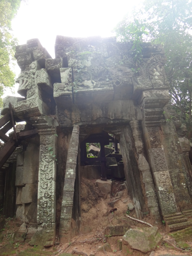 Temple at Chau Srei Vibol