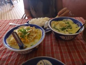 At Khmer Kitchen