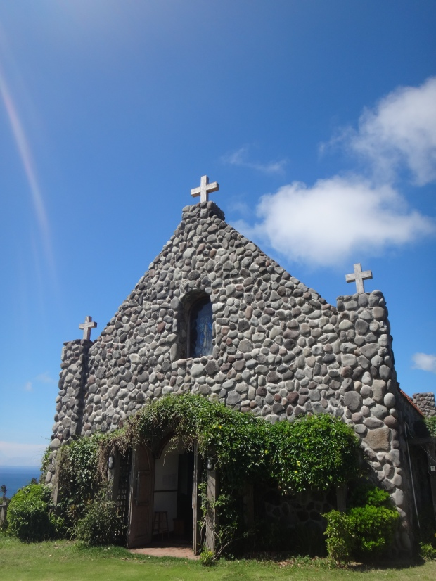 Famous chapel for Batanes weddings