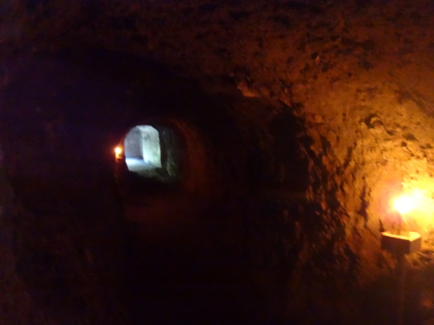 Inside the Tunnel. Indiana Jones/Tomb Raider Feels ;)