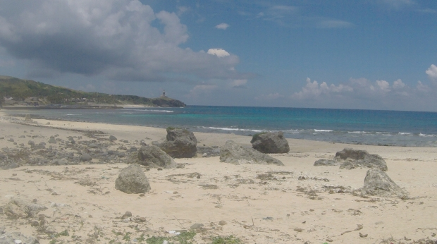 White Beach near Sabtang Port
