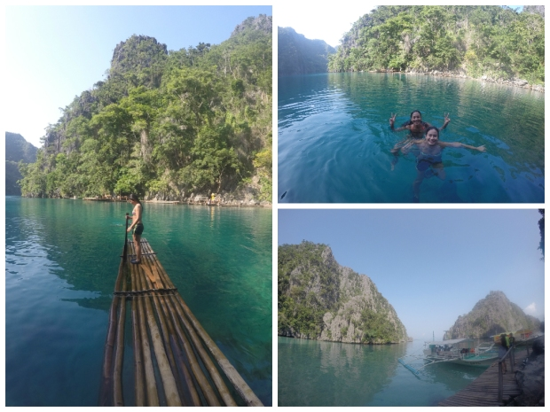 Views at Kayangan Lake