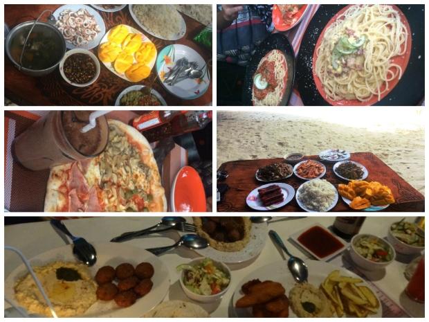 El Nido Food