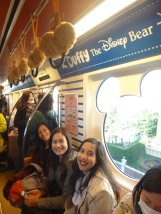On the Disney Resort Line! Sweet Duffy Themed!