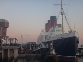 Titanic?