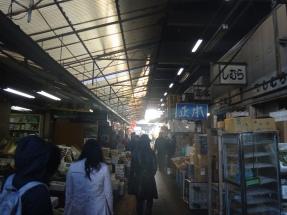 Exploring Tsukiji
