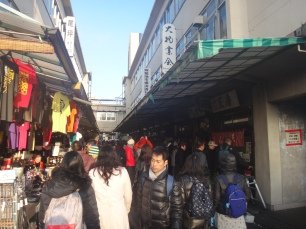 Line at Sushi Bars