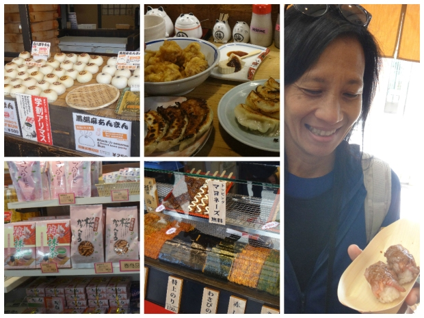 Food in Takayama
