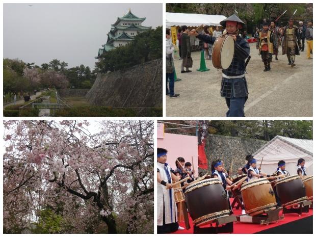 Nagoya Castle Views