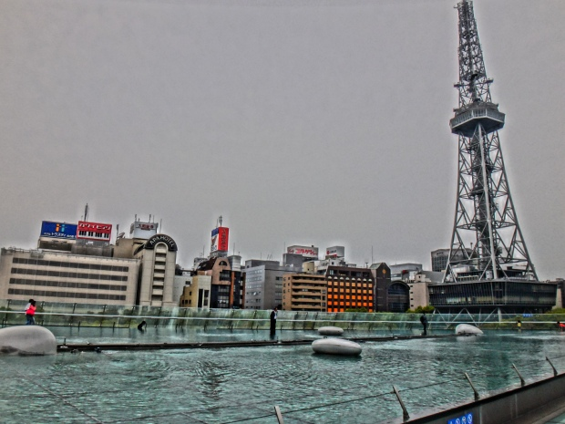 Oasis 21 and Nagoya TV Tower