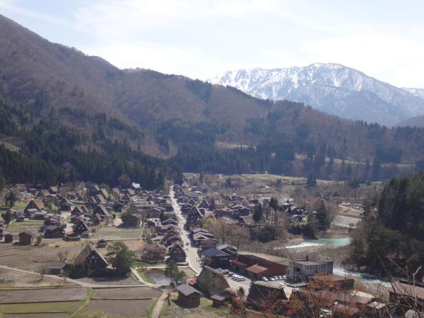 Ogimachi View point