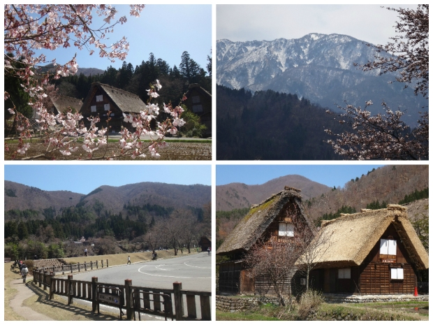 Shirakawago Views