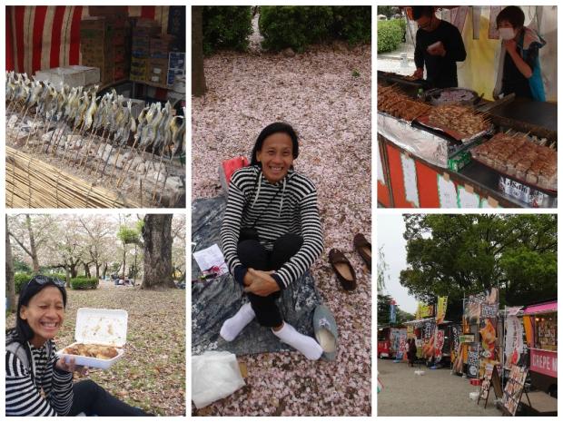 Tsurumai Park and Food