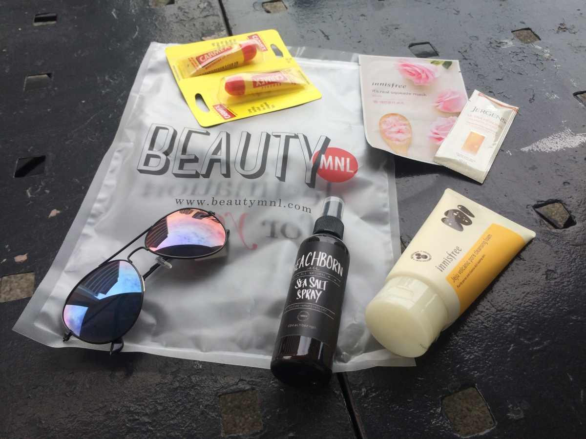 SERIES: BeautyMNL Review + Travel Haul