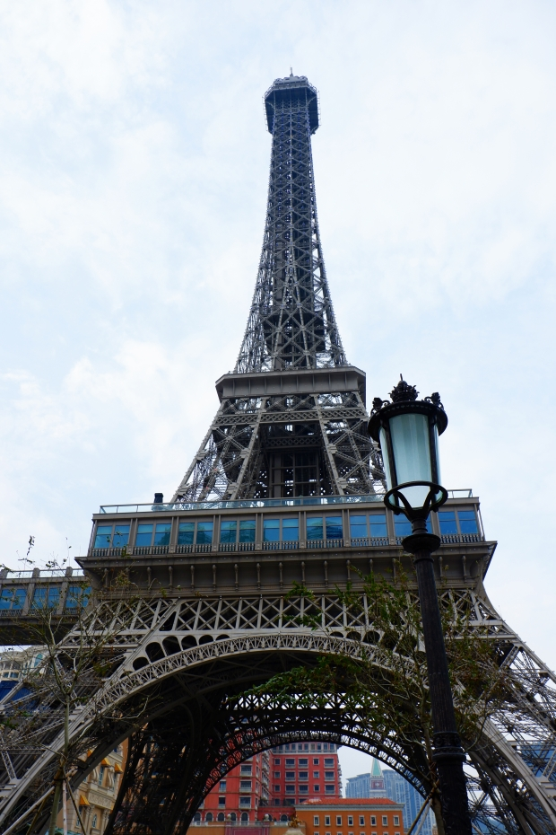 Parisian Macao Eiffel Tower with KKDAY (1)