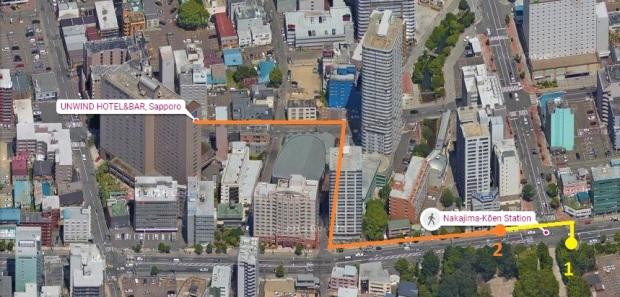 Unwind Hotel and Bar Sapporo (31)