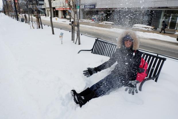 Stunning Hokkaido Best of Winter Niseko Sapporo Sounkyo Biei Lake Shikotsu (15)