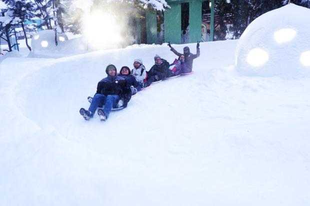 Stunning Hokkaido Best of Winter Niseko Sapporo Sounkyo Biei Lake Shikotsu (37)