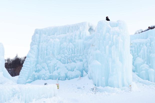 Stunning Hokkaido Best of Winter Niseko Sapporo Sounkyo Biei Lake Shikotsu (68)