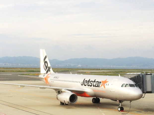#Jetstar2KIX Flight Hotel Nikko Kansai Airport (9)