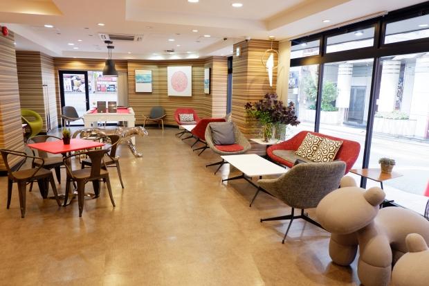 #Jetstar2KIX Hotel 88 Shinsaibashi (2)