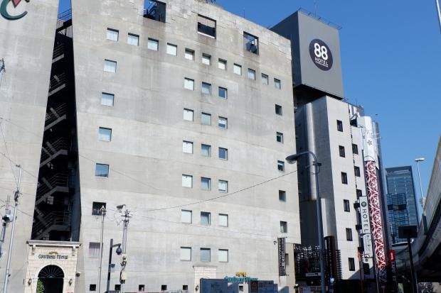 #Jetstar2KIX Hotel 88 Shinsaibashi (4)