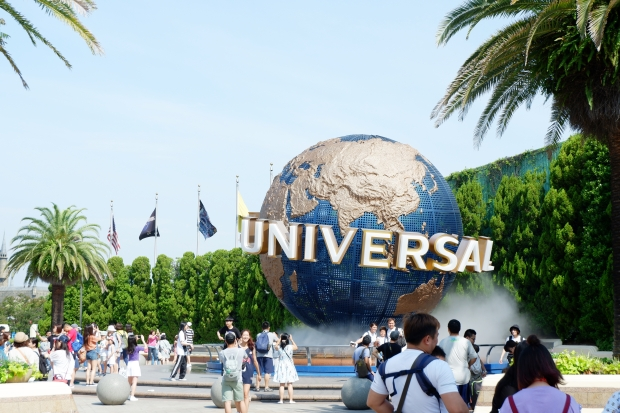 #KKdayPH #TravelWithKKday Universal Studios Japan (2)