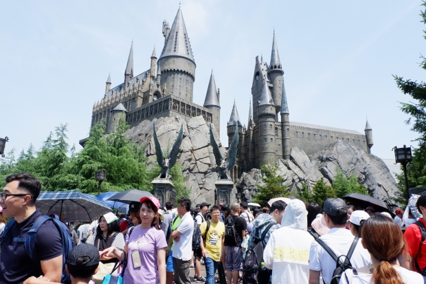 #KKdayPH #TravelWithKKday Universal Studios Japan (3)