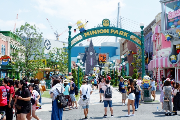 #KKdayPH #TravelWithKKday Universal Studios Japan (5)