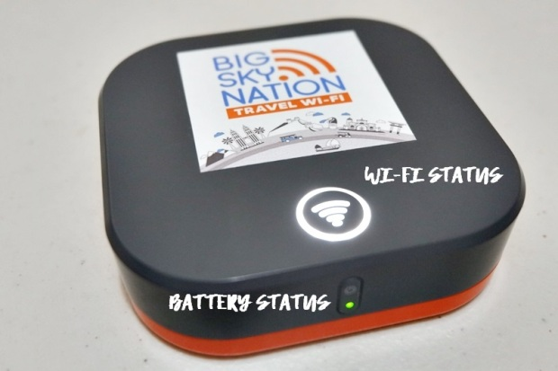 Stay Connected while Traveling with Big Sky Nation