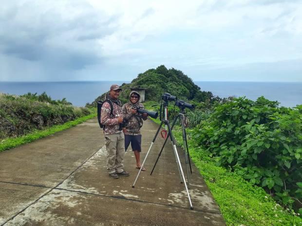 Bird Watching & Photography BISUMI Batanes
